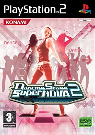 PS2 - Dancing Stage Supernova 2