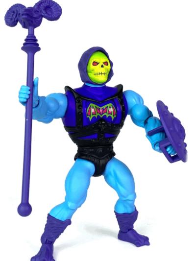Masters of the Universe Origins Battle Armor Skeletor