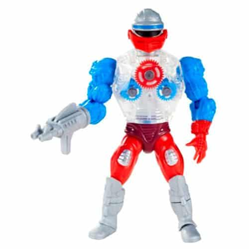 Masters of the Universe Origins Roboto