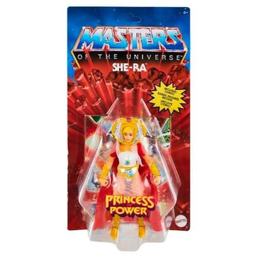 Masters of the Universe Origins She-Ra
