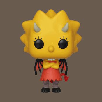 Funko Pop – Simpsons – Demon Lisa