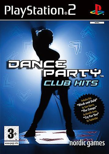PS2 Dance Party Club Hits