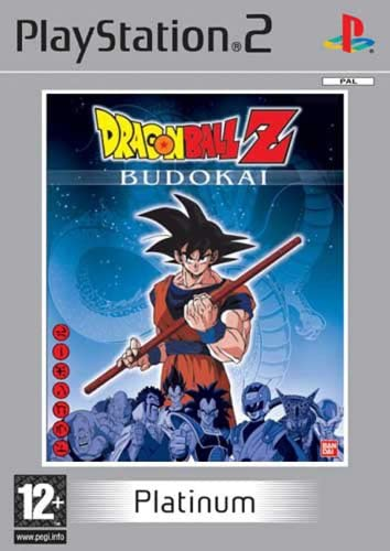 Dragon Ball Z: Budokai (Platinum)