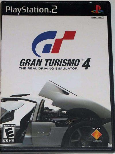 BRUGT - PS2 - Gran Turismo 4