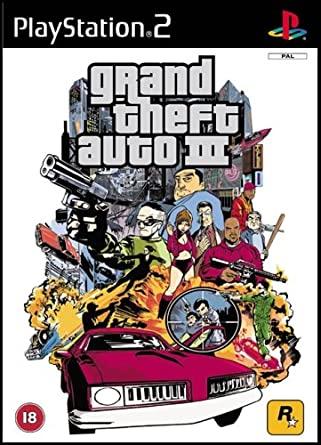 BRUGT - PS2 - Grand Theft Auto III