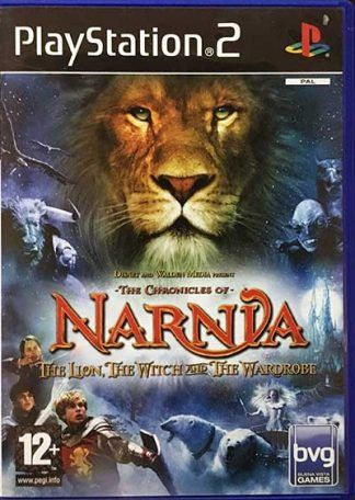 PS2 Chronicles of Narnia