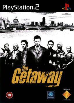 BRUGT - PS2 - The Getaway