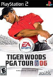 PS2 Tiger Woods PGA Tour 06