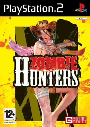 PS2 Zombie Hunters