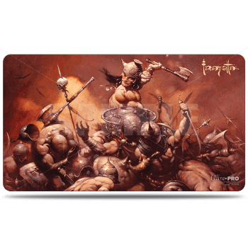 Ultra Pro Playmat Frank Fazetta The Destroyer
