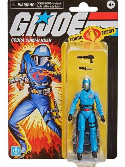 GI Joe Retro Collection - Cobra Commander