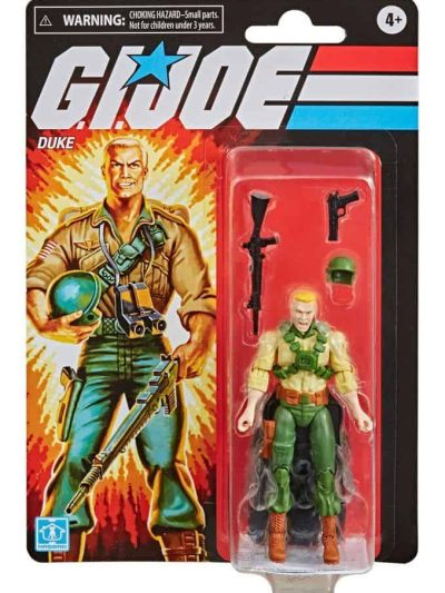 GI Joe Retro Collection - Duke