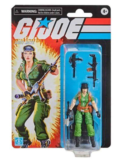 GI Joe Retro Collection - Lady Jaye