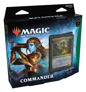 MTG Kaldheim Commander Elven Empire