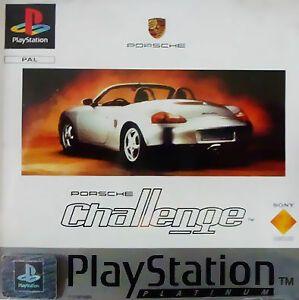 PS1 Porche Challenge (Platinum)