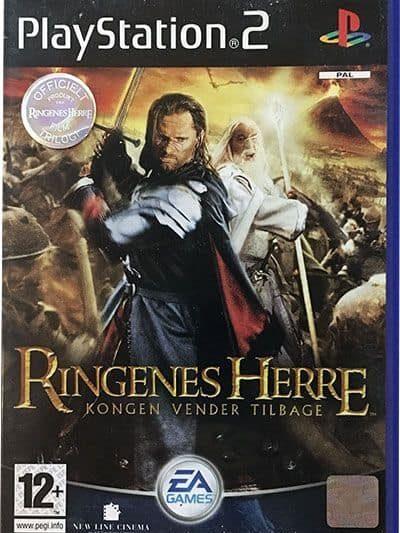 PS2 Ringenes Herre: Kongen Vender Tilbage