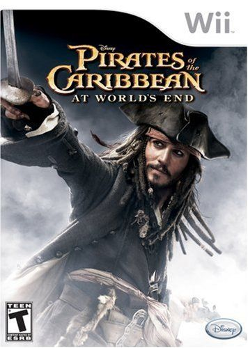 BRUGT - Wii - Pirates of the Caribbean: At World's End