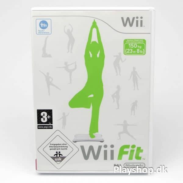 BRUGT - Wii - Wii Fit