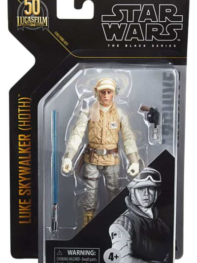 Star Wars Black Series 50th Anniversary - Luke Skywalker (Hoth)