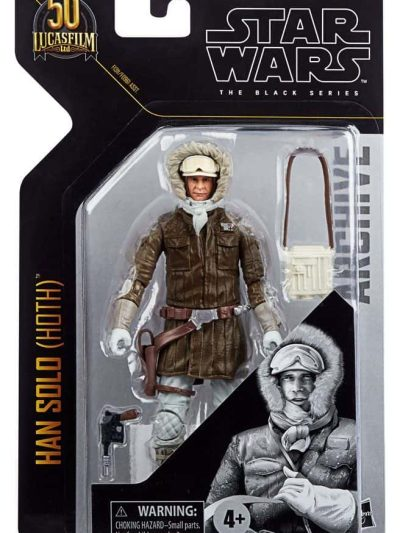 Star Wars Black Series 50th Anniversary - Han Solo (Hoth)