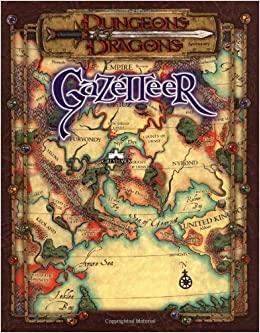 D&D 3.0 - Gazetteer